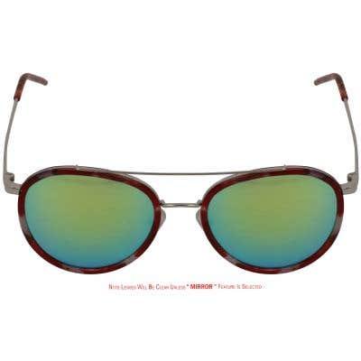 Pilot Eyeglasses 125565-c
