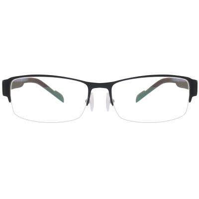 Rectangle Eyeglasses 125585-c