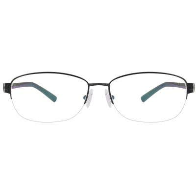 Rectangle Eyeglasses 125588-c