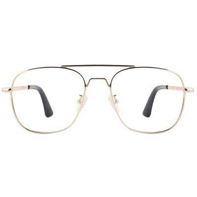 G4U T5705 Rectangle Eyeglasses 125705-c