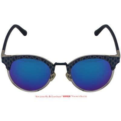 Round Eyeglasses 125805-c