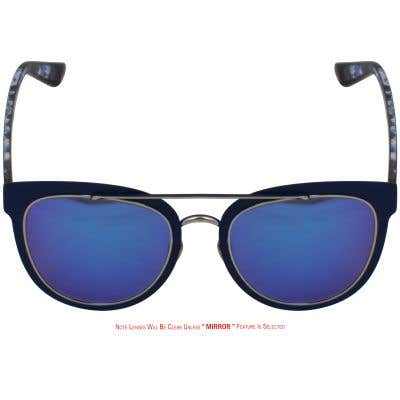 Pilot Eyeglasses 125811-c