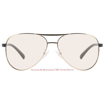 Pilot Eyeglasses 125843-c