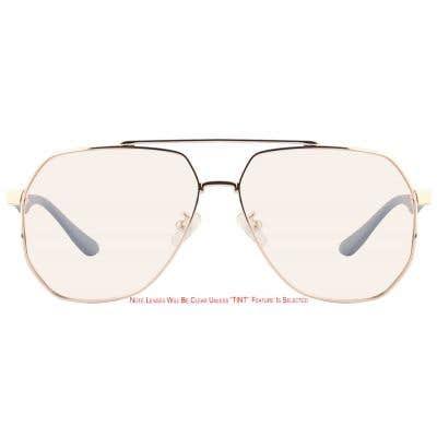 Pilot Eyeglasses 125846-c