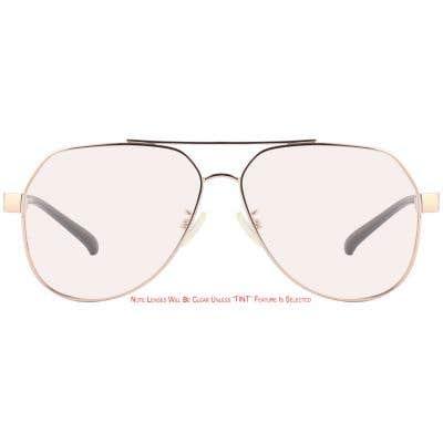Pilot Eyeglasses 125849-c