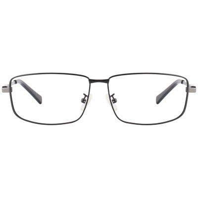 G4U SW612 Rectangle Eyeglasses 125875-c