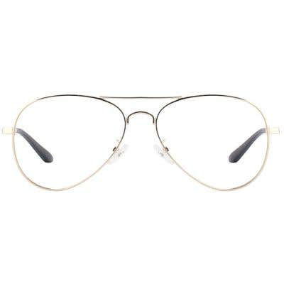 G4U T5713 Pilot Eyeglasses 125881-c