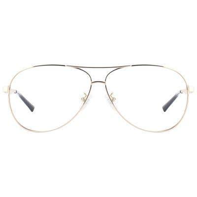 G4U T5704 Pilot Eyeglasses 125887-c