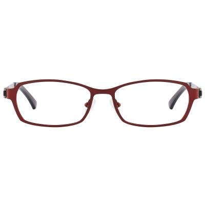 G4U 3014 Rectangle Eyeglasses 125909-c