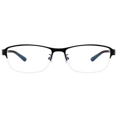 Rectangle Eyeglasses 125915-c