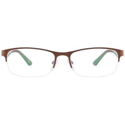 G4U GT2010 Rectangle Eyeglasses 125928-c