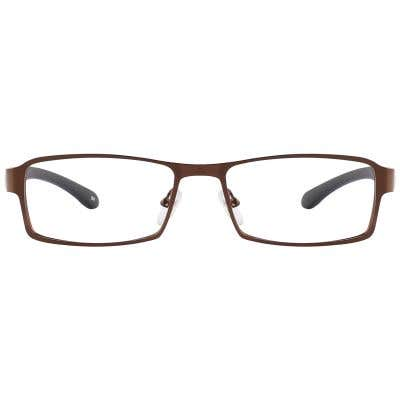 G4U GT9028 Rectangle Eyeglasses 125930-c