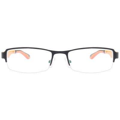 G4U 1016-4 Rectangle Eyeglasses 126004-c