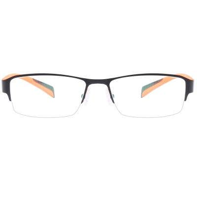 Rectangle Eyeglasses 126021-c
