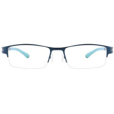 G4U-334 Rectangle Eyeglasses 126024-c