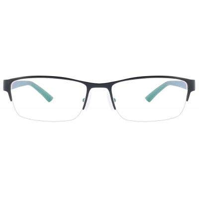 G4U-335 Rectangle Eyeglasses 126028-c