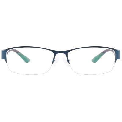 Rectangle Eyeglasses 126039-c