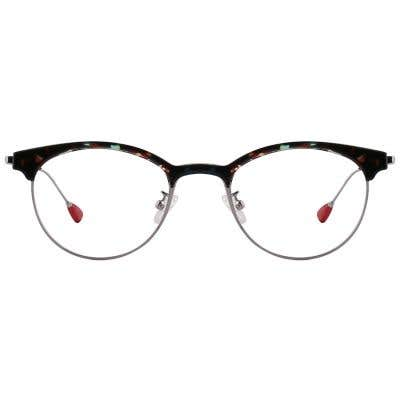 Browline Eyeglasses 126114-c