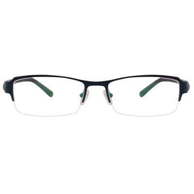 G4U GT2023 Rectangle Eyeglasses 126123-c