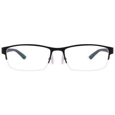 G4U-363 Rectangle Eyeglasses 126125-c