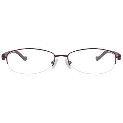 Rectangle Eyeglasses 126145-c
