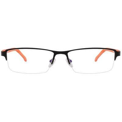 G4U GT2031 Rectangle Eyeglasses 126149-c
