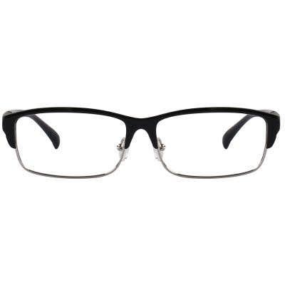 G4U TR1807 Browline Eyeglasses 126152-c