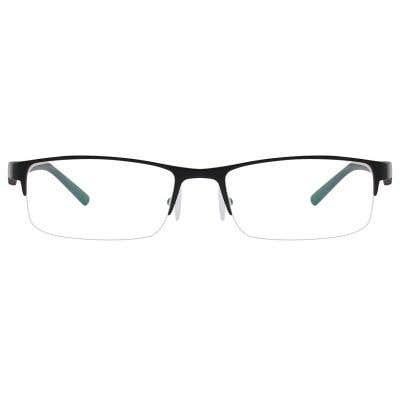 G4U-365 Rectangle Eyeglasses 126158-c
