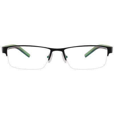 G4U-366 Rectangle Eyeglasses 126165-c
