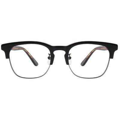 G4U 6939 Browline Eyeglasses 126213-c