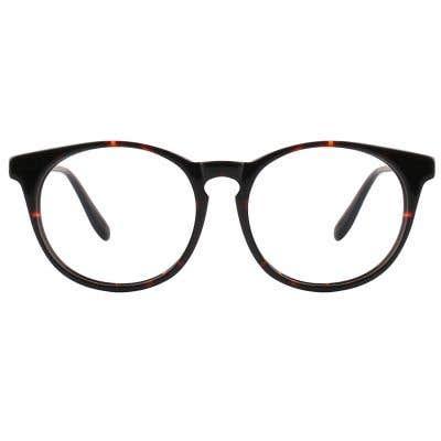 Round Eyeglasses 126221-c