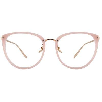 G4U MR86031 Round Eyeglasses 126227-c