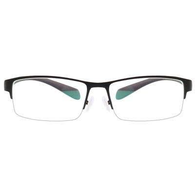 G4U GT2070 Rectangle Eyeglasses 126261-c