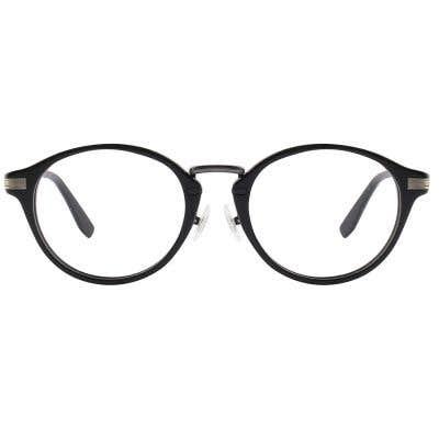 G4U 12920 Round Eyeglasses 126276-c