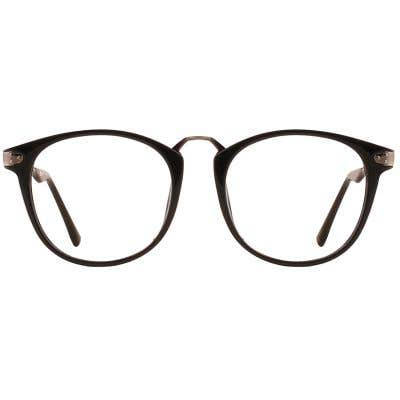 G4U 815057L Rectangle Eyeglasses 126308-c