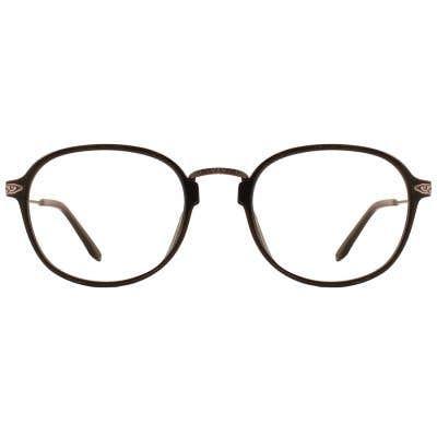 G4U 816005D Oval Eyeglasses 126317-c