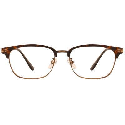Browline Eyeglasses 126337-c
