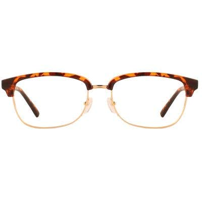 Browline Eyeglasses 126343-c