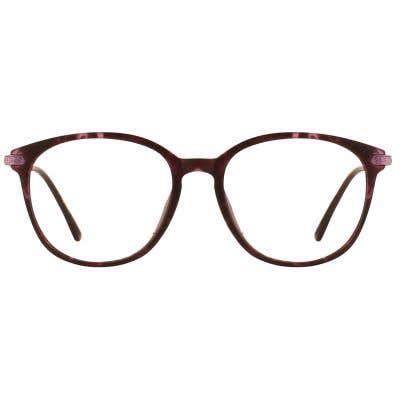 G4U 9007B Rectangle Eyeglasses 126354-c