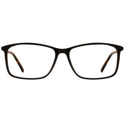 G4U CX-17020 Rectangle Eyeglasses 126401-c