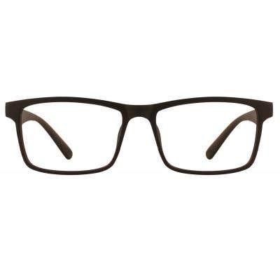 G4U TT6588 Rectangle Eyeglasses 126475-c