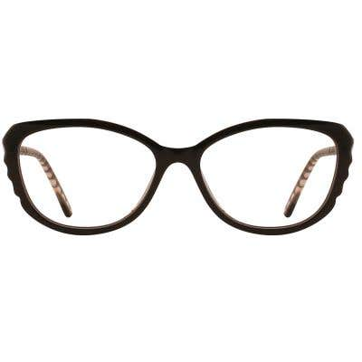 Cat Eye Eyeglasses 126481-c
