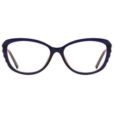Cat Eye Eyeglasses 126484-c