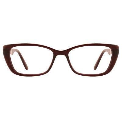 G4U CX-17030 Cat Eye Eyeglasses 126486-c