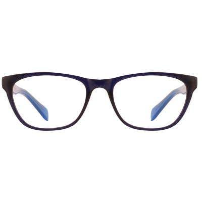 Rectangle Eyeglasses 126491-c