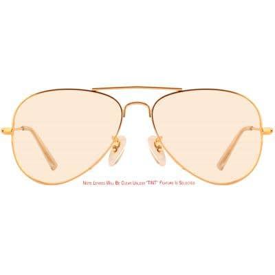 Pilot Eyeglasses 126505-c