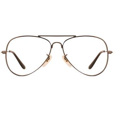 G4U-382-1 Rectangle Eyeglasses 126509-c