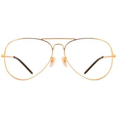 G4U-383 Pilot Eyeglasses 126512-c