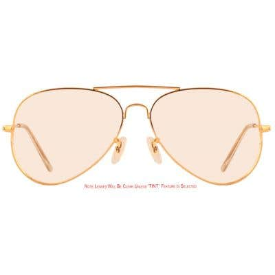 Pilot Eyeglasses 126516-c