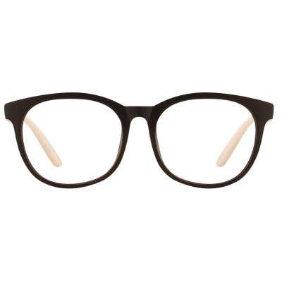 G4U TT6587-1 Rectangle Eyeglasses 126523-c
